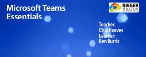 Teams Essentials